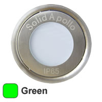 Green Outdoor Moon LED