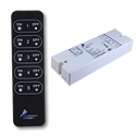 5 Zone Dimmer Remote &amp; Receiver
