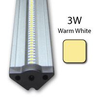 Warm White Dimmable LED Bar 12in