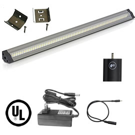 Dimmable 12in LED Light Bar Kit