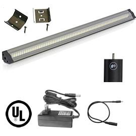 Dimmable 12in LED Light Bar Kit