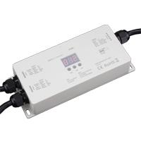 Waterproof 4 Channel DMX-RGB-W LED Controller