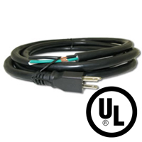 5 Foot AC Power Cord