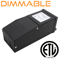 Dimmable LED Transformer 100W 24V