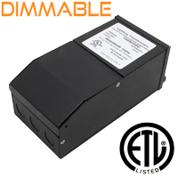 Dimmable LED Transformer 150W 24V