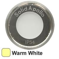 Warm White Indoor Moon LED