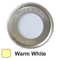 Warm White Outdoor Moon LED 