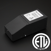 Dimmable LED Transformer 50W 24V