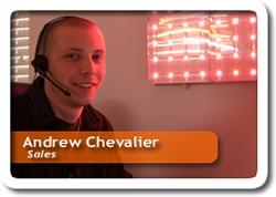Andrew Chevalier