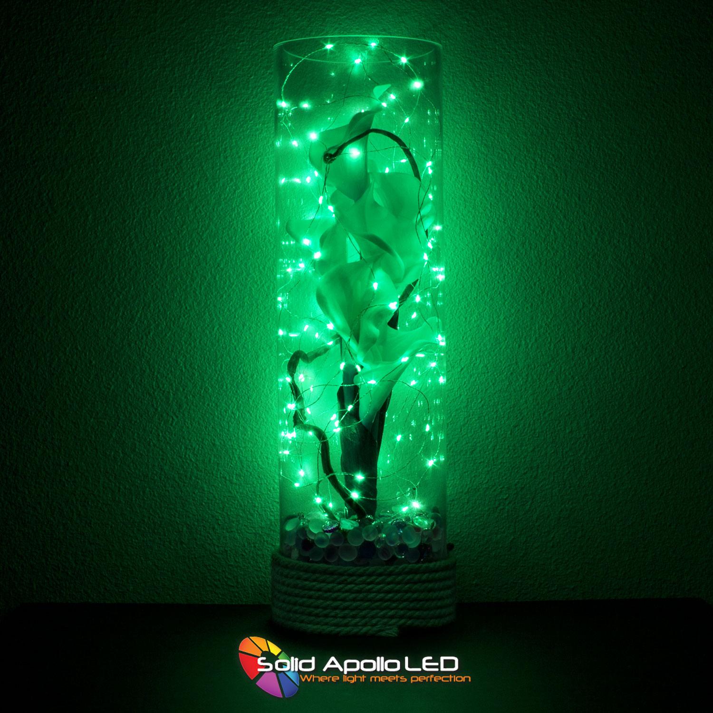 4ft Led Shop Light >> Green LED String Light 32ft