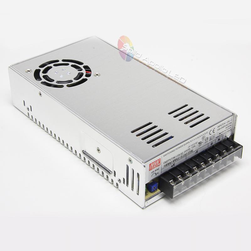Led power supply 24v 320w for Power supply for 24v dc motor