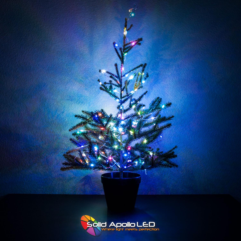 RGB LED String Light 32ft