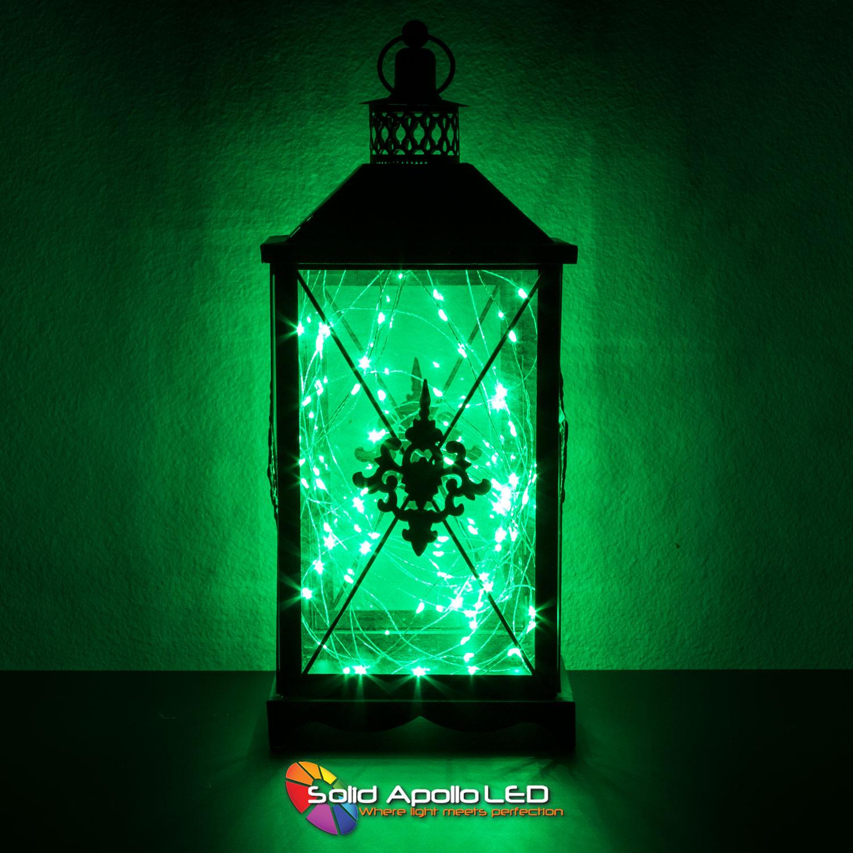 String Of Led Lights Not Working : Green LED String Light 65ft