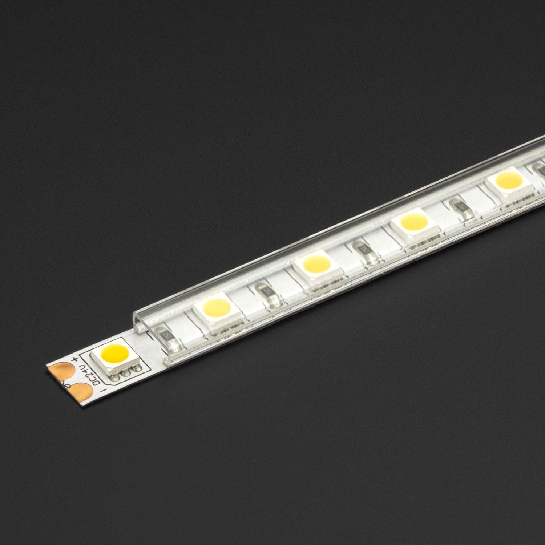 Aluminum LED Strip Channels