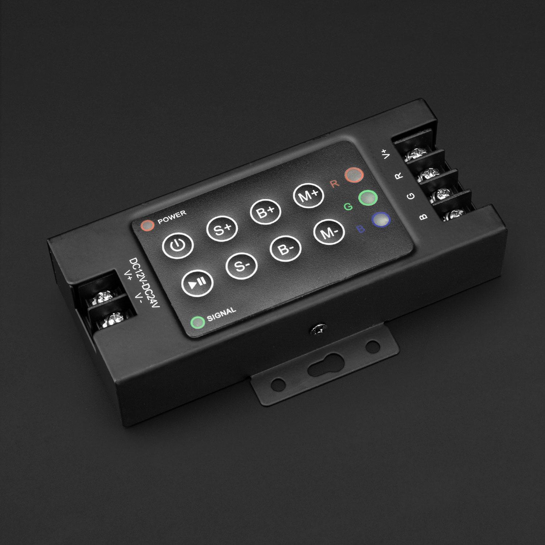 led wizard rgb manual led controller. Black Bedroom Furniture Sets. Home Design Ideas