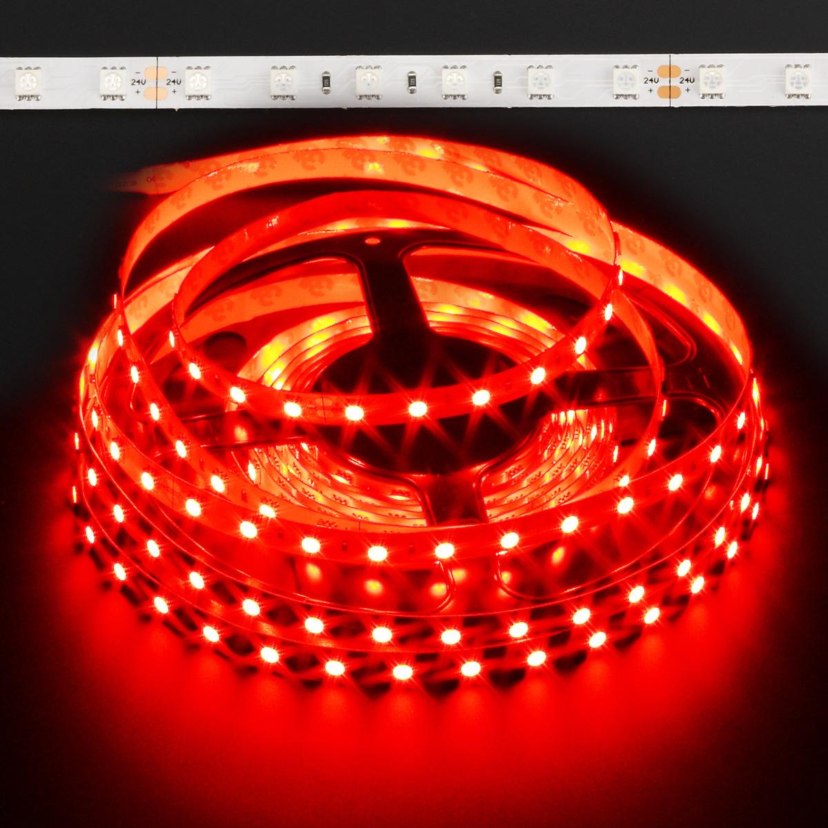 Red 5050 72w Led Strip Light