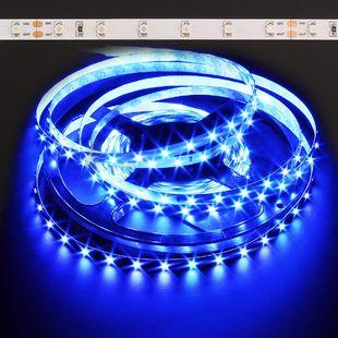 12v dc blue led strip lights 12v blue led strip 24w aloadofball Image collections