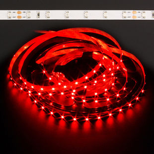 12v dc red led strip lights 12v red led strip 24w aloadofball Gallery